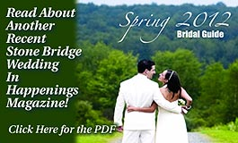 Stone Bridge Weddings
